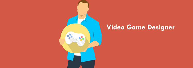 How to become a Video Game Designer and Artist
