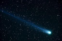 start career in planetary science comet